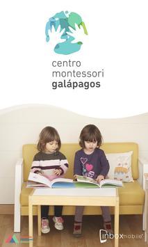 Centro Montessori Galápagos poster