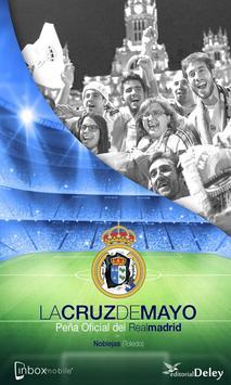 Peña Madridista Cruz de Mayo poster