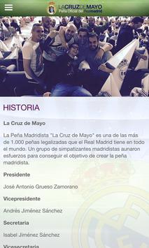 Peña Madridista Cruz de Mayo screenshot 2