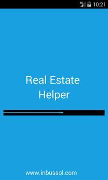 Real Estate Helper poster