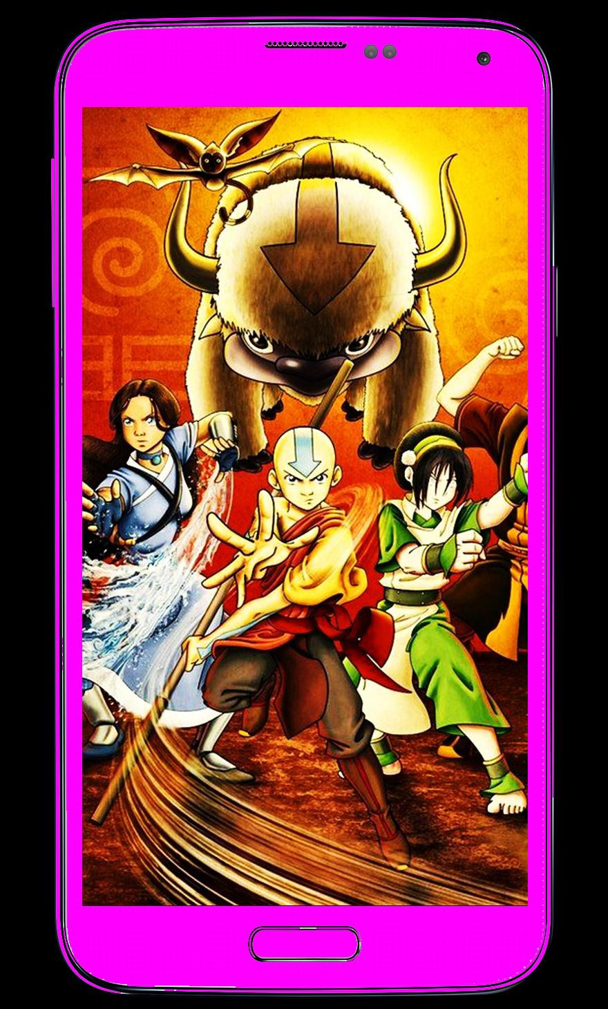 Avatar The Last Airbender Hd Wallpaper For Android Apk Download