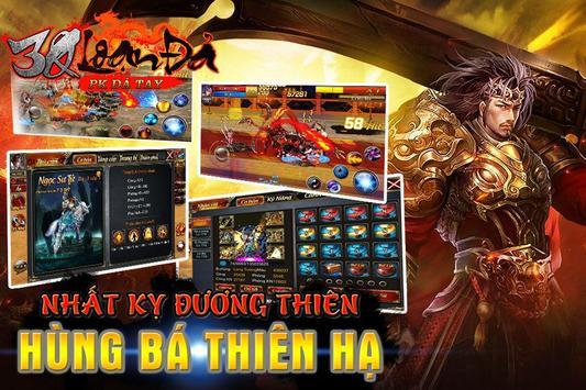 3Q Loạn Đả - Tam Quốc Vô Song apk screenshot