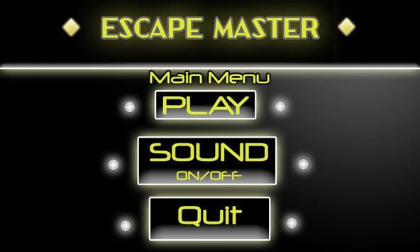 Escape Master poster