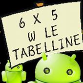 Tabelline icon
