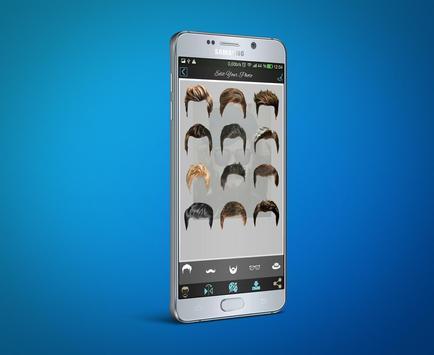 Men hair style 2018 photo editor apk screenshot