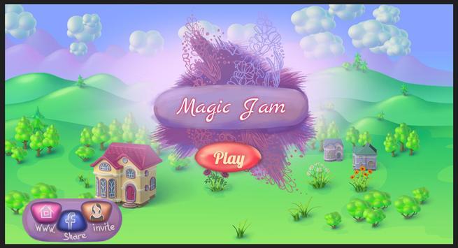 Magic Jam apk screenshot
