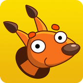 Forestry Animals - Nighty night game for Kids 3+ icon