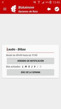 Bizkaimove screenshot 2