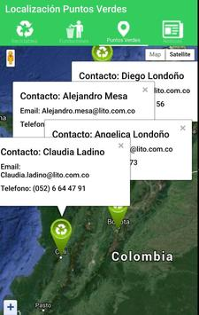 PUNTOS VERDES LITO screenshot 3