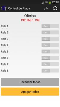Control Ethernet Relay screenshot 1