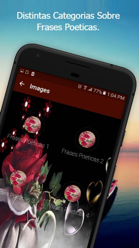 Frases Poeticas Frases Filosoficas De Amistad Amor For Android Apk