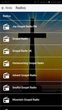 Free Gospel Music: Christian Radio Online screenshot 1