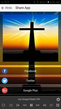 Free Gospel Music: Christian Radio Online screenshot 3