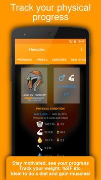 Workout Tracker & Gym Trainer - Fitness Log Book スクリーンショット 5