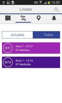 Martínez Bus screenshot 1