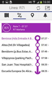 Martínez Bus screenshot 2