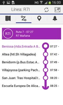 Martínez Bus apk screenshot