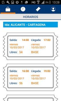 Globalia Autocares screenshot 1