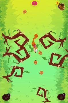 Princess Squirrel Anna poster