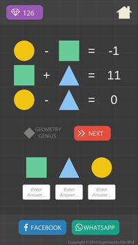 Geometry Genius screenshot 1