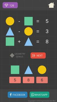 Geometry Genius screenshot 2