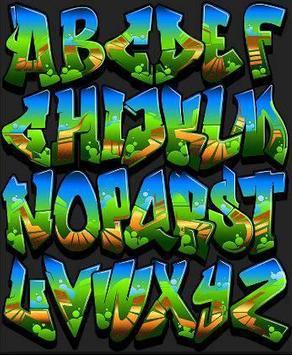Graffiti Design Ideas screenshot 2
