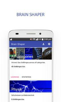 BrainShaper screenshot 1