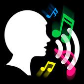 Add Music to Voice أيقونة