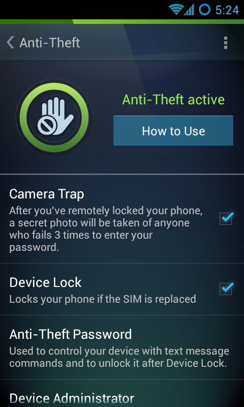 AVG AntiVirus for Samsung for Android - APK Download