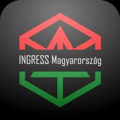 Ingress Magyarország icon