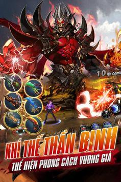 Đấu Thần - Loạn Đấu Chiến Thần apk screenshot