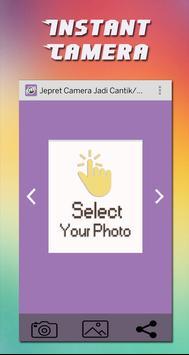 JEPRET!!! Coolest Camera poster