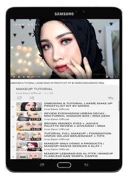 Makeup Tutorials Video poster