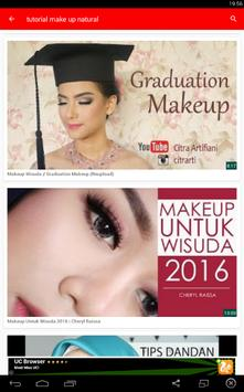 Makeup Tutorials Video screenshot 2