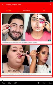 Makeup Tutorials Video screenshot 4