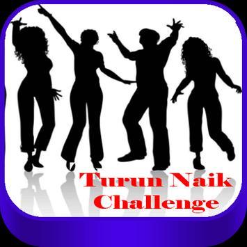 Lagu Turun Naik Challenge poster
