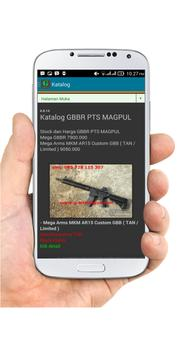 G Airsoftgun screenshot 3