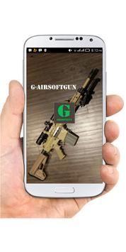 G Airsoftgun poster