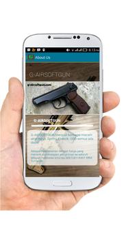 G Airsoftgun screenshot 2