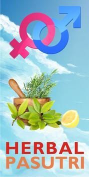 Herbal Pasutri poster