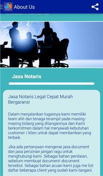 Jasa Notaris screenshot 2