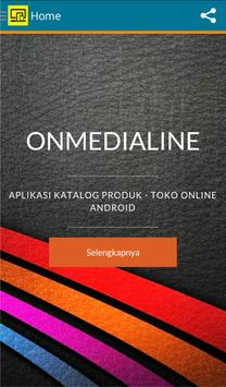 Onmedialine poster
