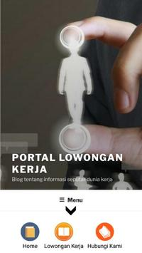 Portal Lowongan Kerja screenshot 1
