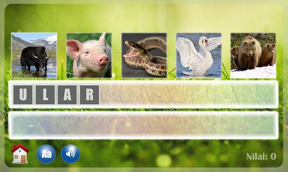 Belajar Membaca Binatang ảnh chụp màn hình 5