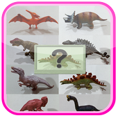Game android Match Dinosaur Toys APK online hot 2017