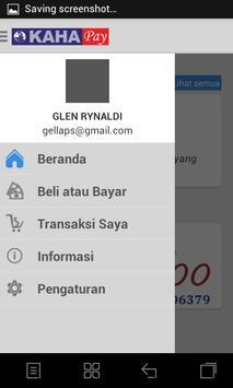 KAHAPay apk screenshot