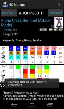 Heroclix Manager Free screenshot 2