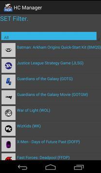 Heroclix Manager Free screenshot 6