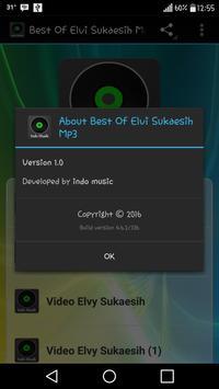 Best Of ELVI SUKAESIH Mp3 apk screenshot