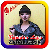 Lagu Zaskia Gotik Terlengkap MP3 icon